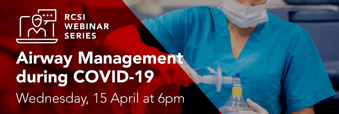 Airway Management during COVID-19