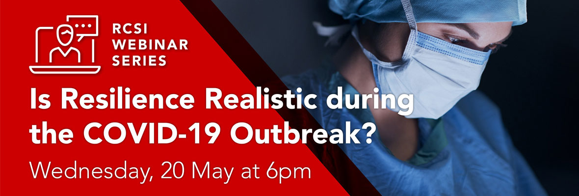 Is Resilience Realistic During the COVID-19 Outbreak?