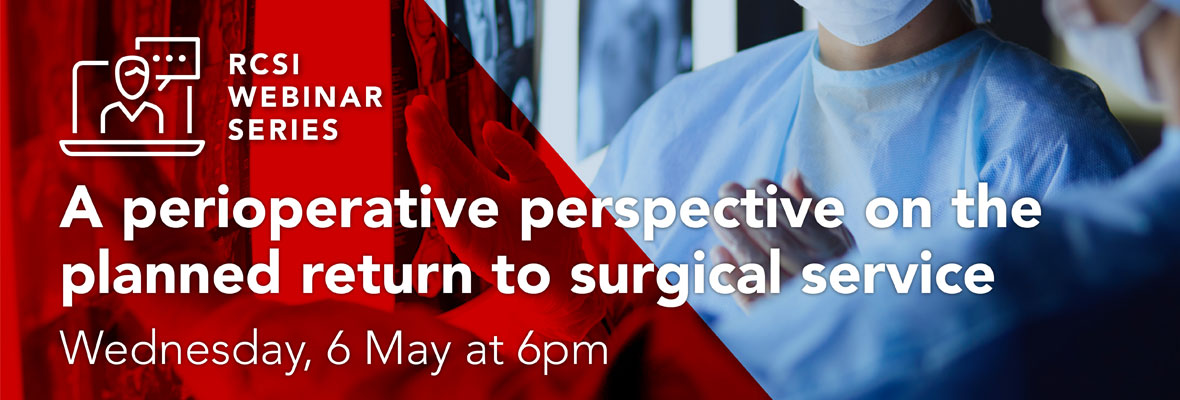 A Perioperative perspective on the planned return to Surgical Service